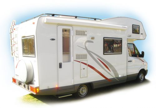 Motor Home Touring Deluxe